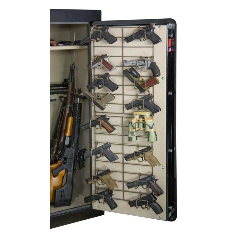 Rack'em 6033 Maximizer Full Door 16 Pistol Rack