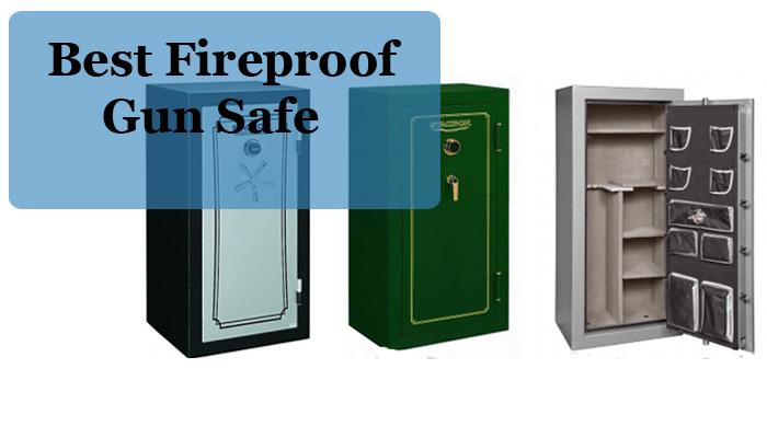 Top Best FireProof Gun Safe Options