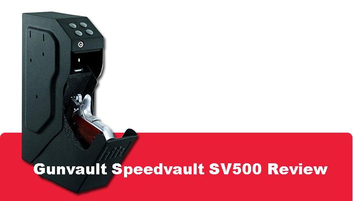 Gunvault Speedvault SV500 Review