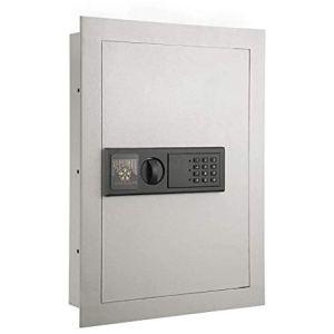Paragon Lock And Safe Flat Wall Safe