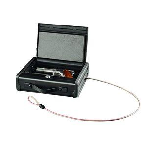 Sentrysafe PP1 Portable Pistol Safe