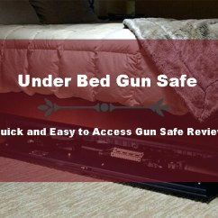 Sofa Gun Safe Victor Scs Under Bed Safes Quick And Easy To Access