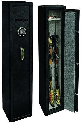 StackOn SHDSUBGE Slim Gun Safe  Gun Safe Tips