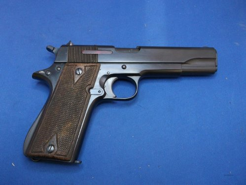 small resolution of wwii star model b 9mm 1911 type