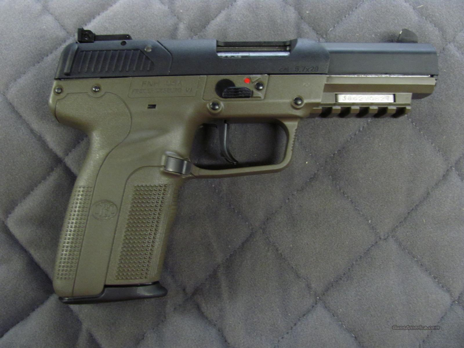 Fabrique Nationale FN Five Seven OD Green 57 for sale