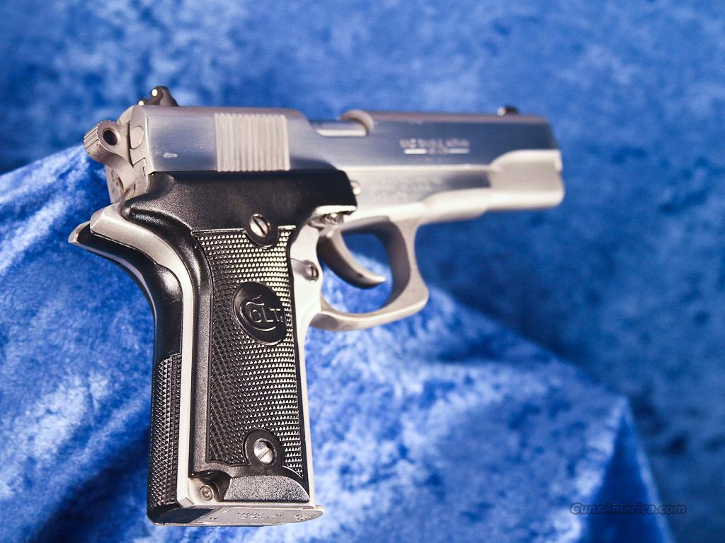 Colt Double Eagle Mkii Series 90 45acp Pisto For Sale