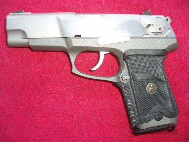 Ruger P90 45 Acp Stainless Steel Like New 2 Cl For Sale