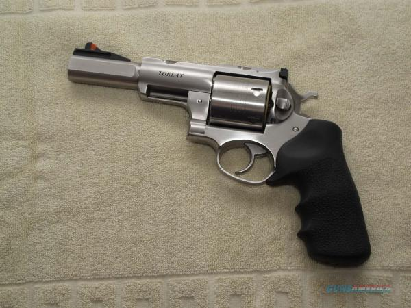 Ruger Toklat Super Redhawk .454 Casull Stainle