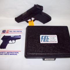 Kel Tec P11 Parts Diagram Dual Voice Coil 6x9 380acp Nib For Sale Guns Pistols Pocket Pistol
