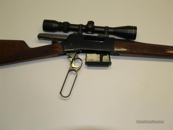 Browning BLR Lever action in 270 WSM for sale