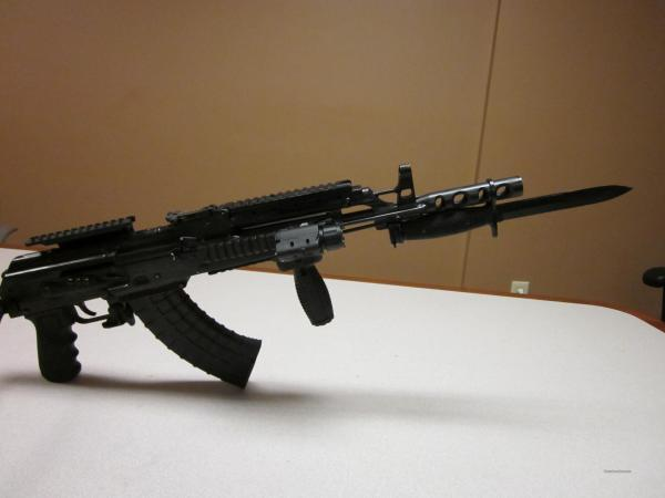 Feg Amd 65 Ak 47 - Year of Clean Water