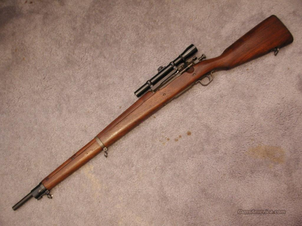 Remington. M1903A4 Rifle. Dated 8-43. PRICE RED... for sale