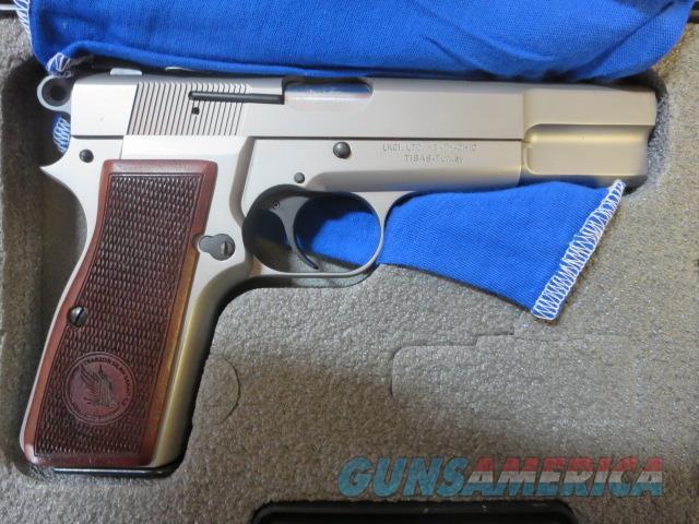 Tisas Regent BR9 9mm Stainless 13+1 4.6