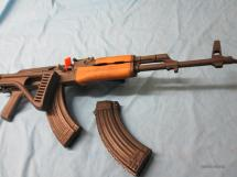 Paratrooper Ak Stock - Year of Clean Water