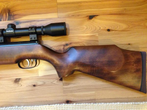 Beeman R9 Break Barrel Air Rifle