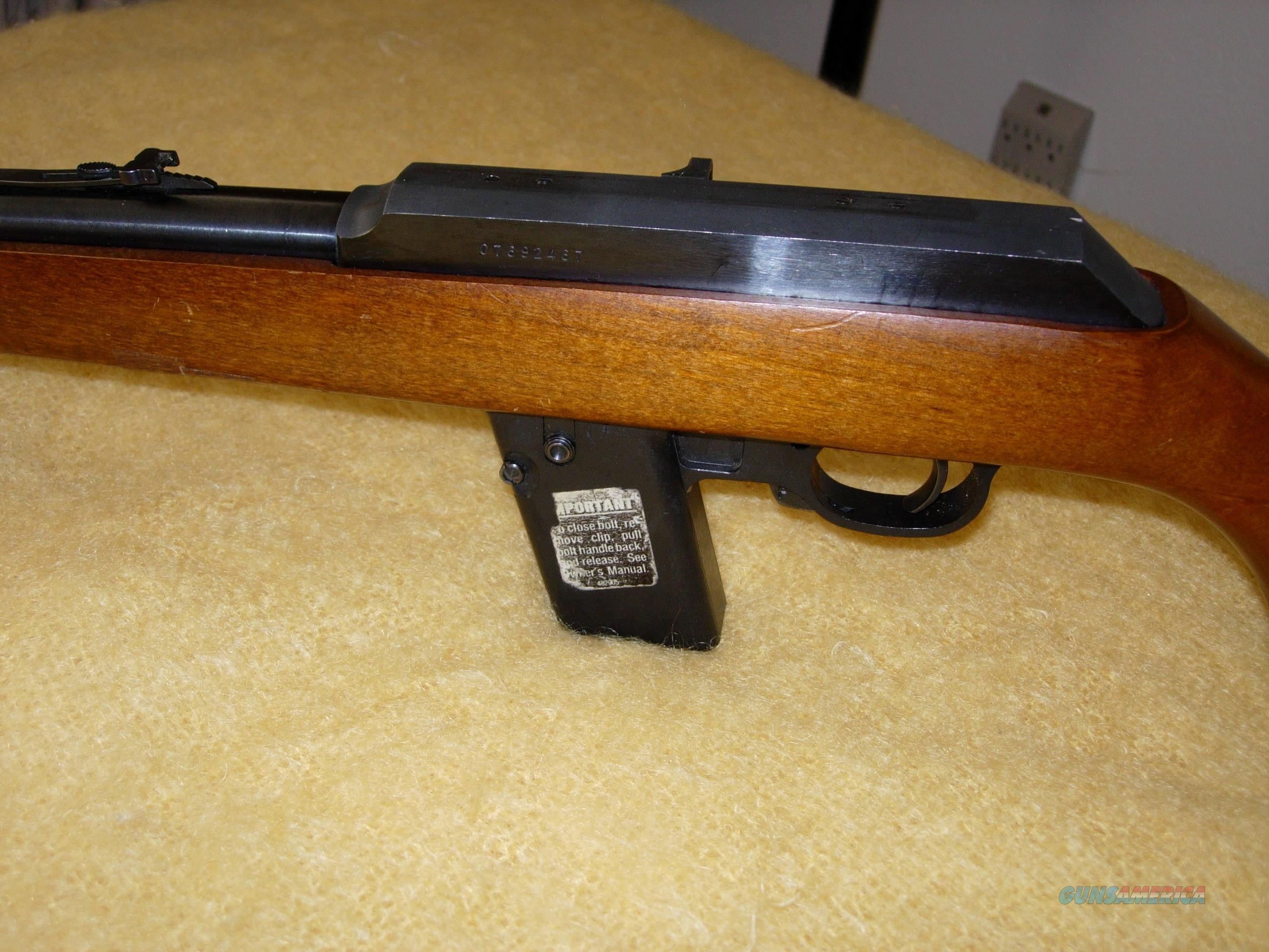 Marlin Model 9 Camp Carbine Schematic Car Tuning
