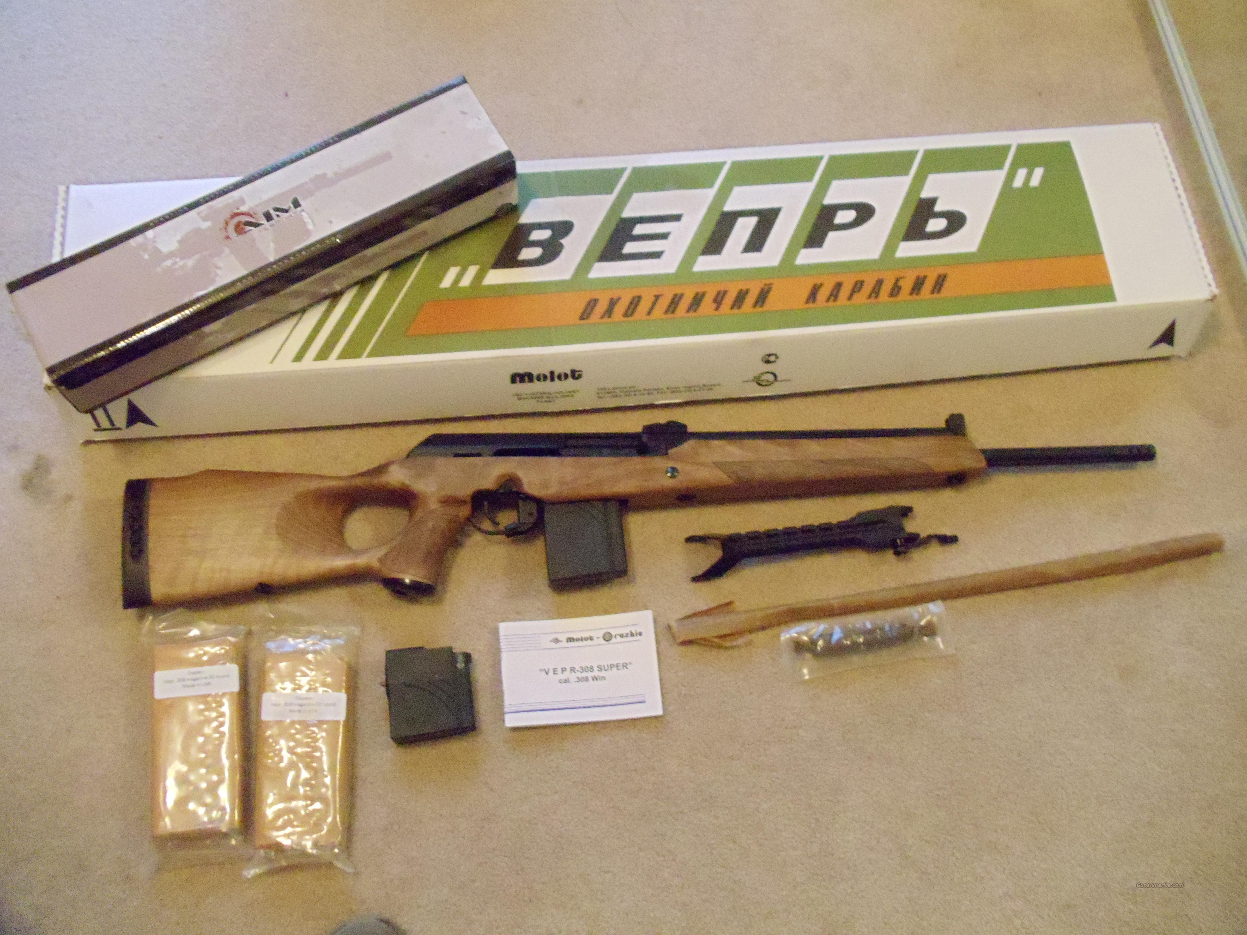 super vepr 308 with