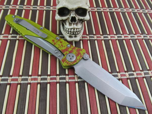 Microtech Knives Zombie Tech Socom Delta T