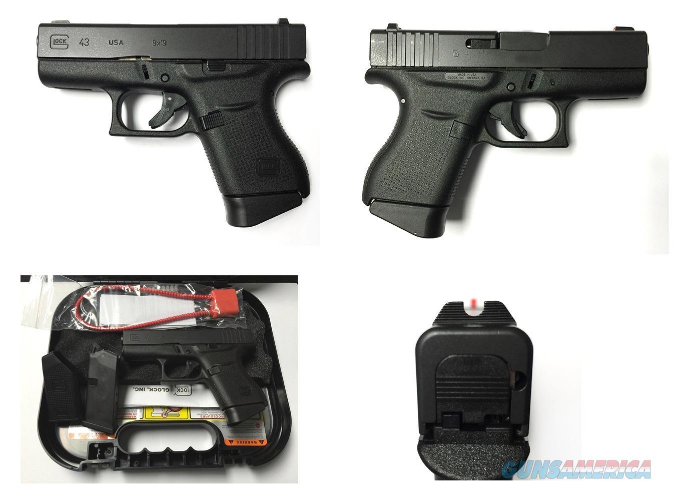 glock g43 43 9mm