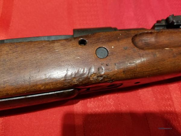 7mm Mauser Jap - Year of Clean Water