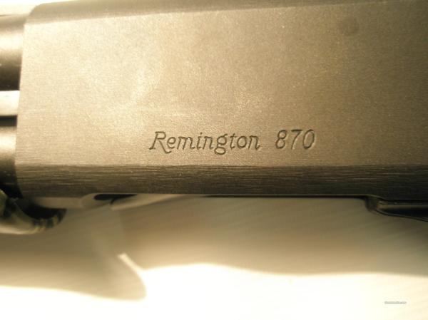 20 Remington 870 Issues Pictures And Ideas On Meta Networks