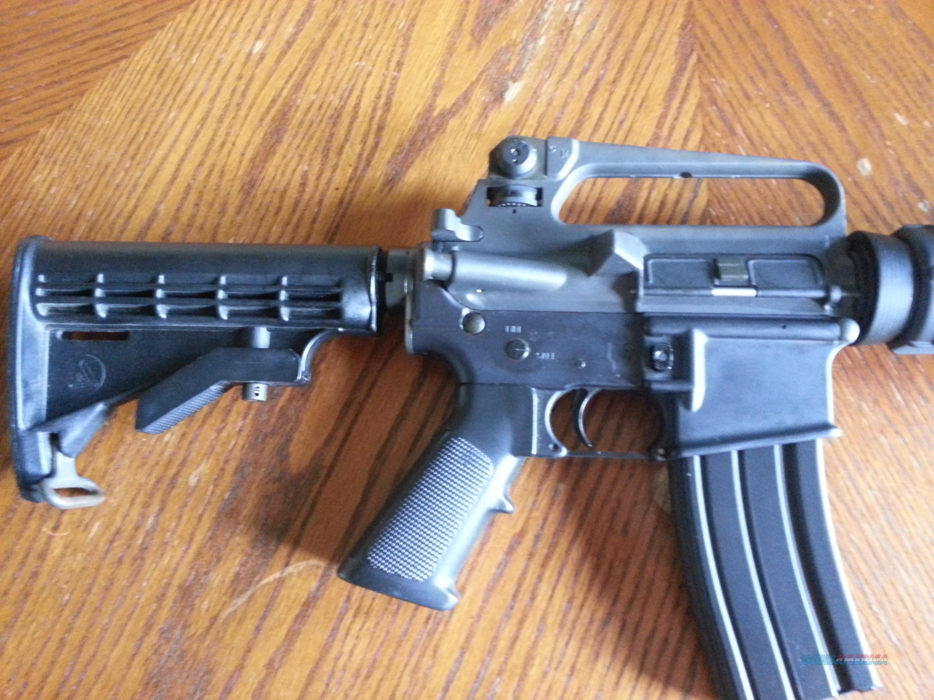 Bushmaster Ar15 Ar 15 M4 Military Carbine Colt For Sale