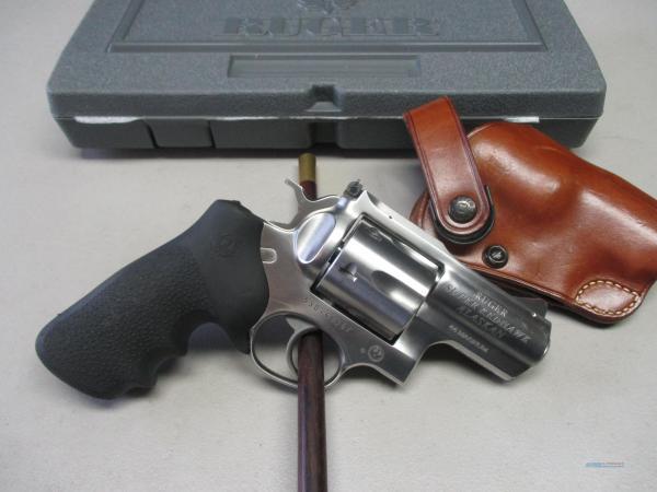 Ruger Super Redhawk Alaskan 44 Magnum Bear Gun