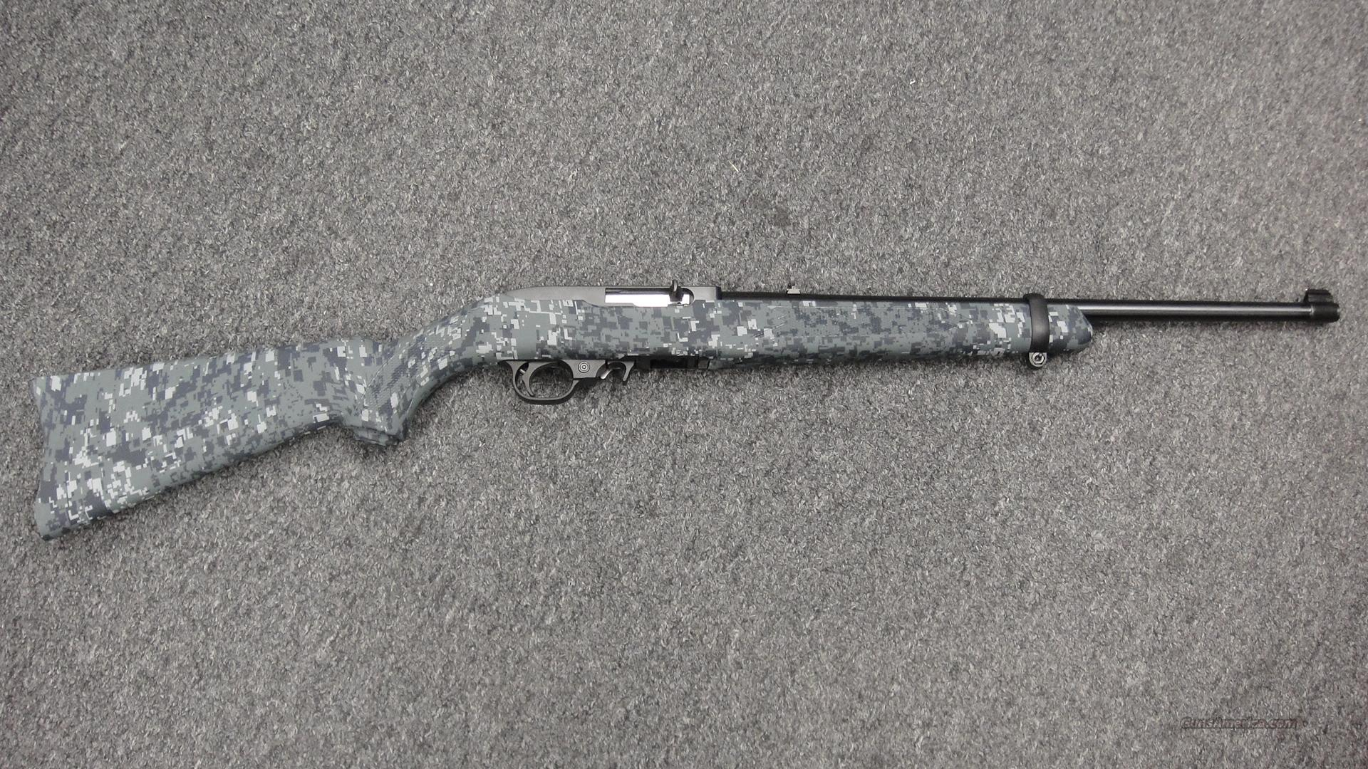 Ruger 10/22 Navy Digital Camo for sale