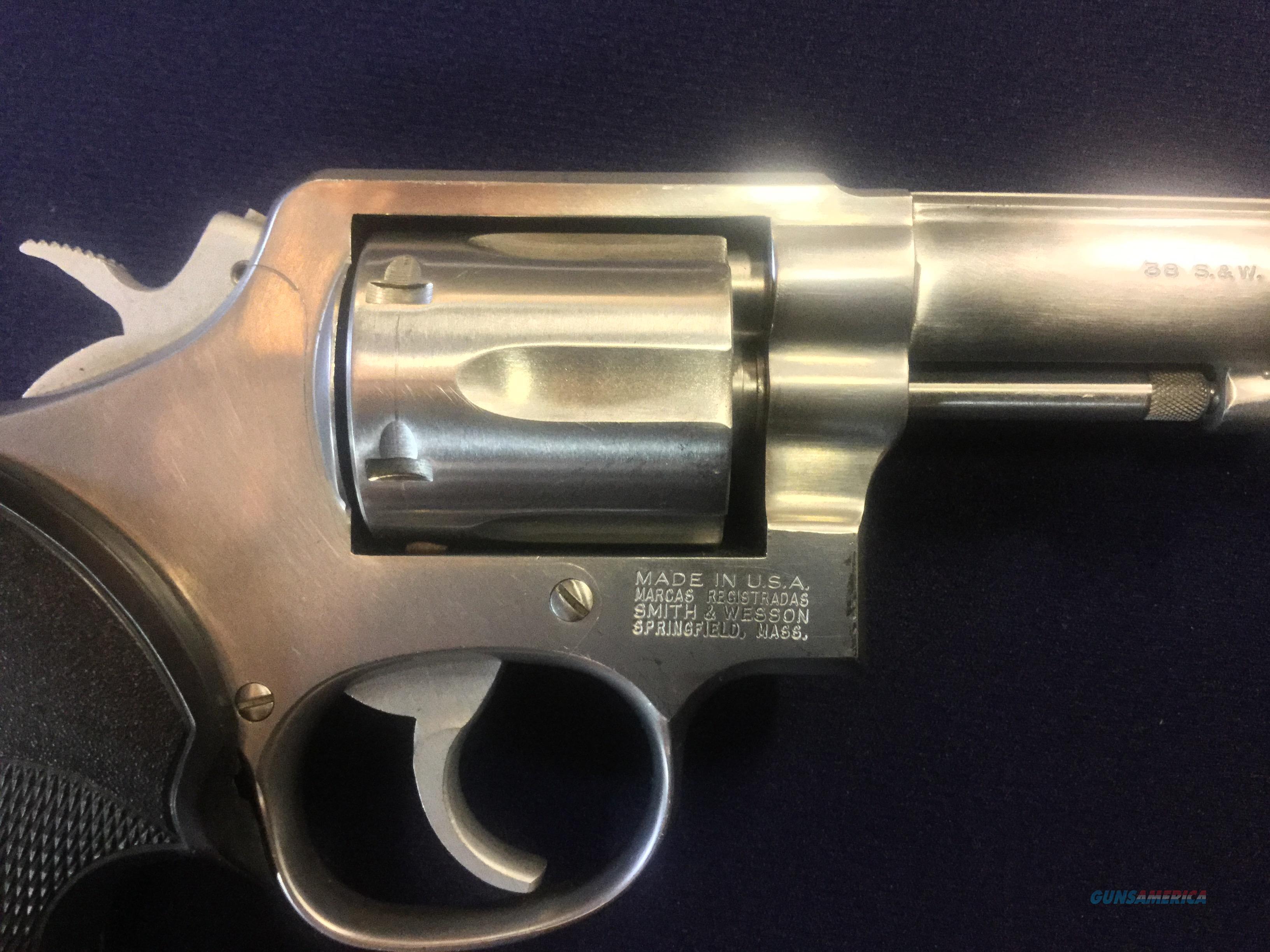 K Frame 357 Magnum Revolver Holster