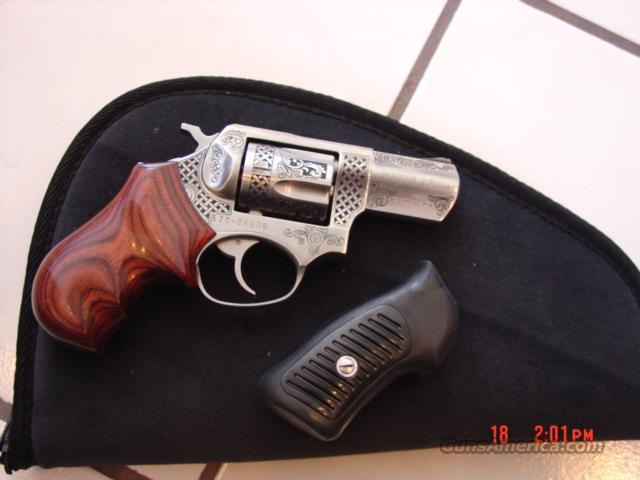 Sp101 Hammerless 357 Ruger