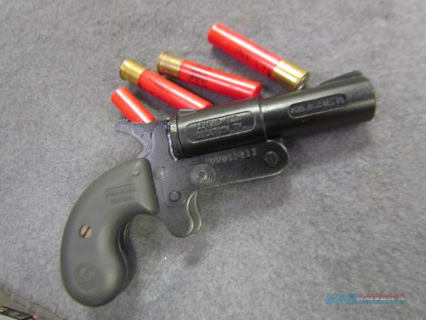 Leinad Cobray 45 410 Pistol - Year of Clean Water
