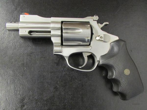 Rossi Model 971 Stainless .357 Magnum With Comp