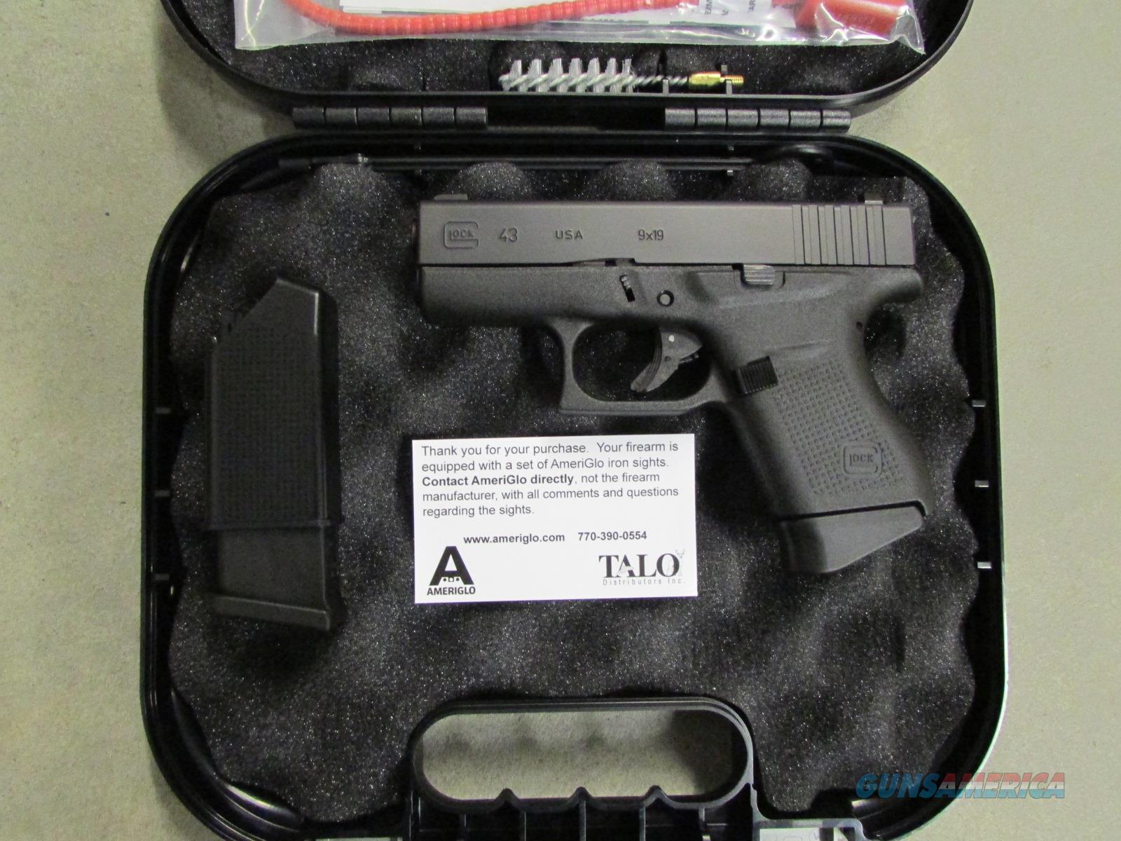 glock 43 g43 3