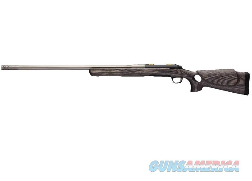 Browning X-Bolt Eclipse Target Fluted 6mm Creed... for sale
