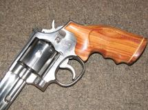 Smith And Wesson 686 Pro Wood Grips - Year of Clean Water