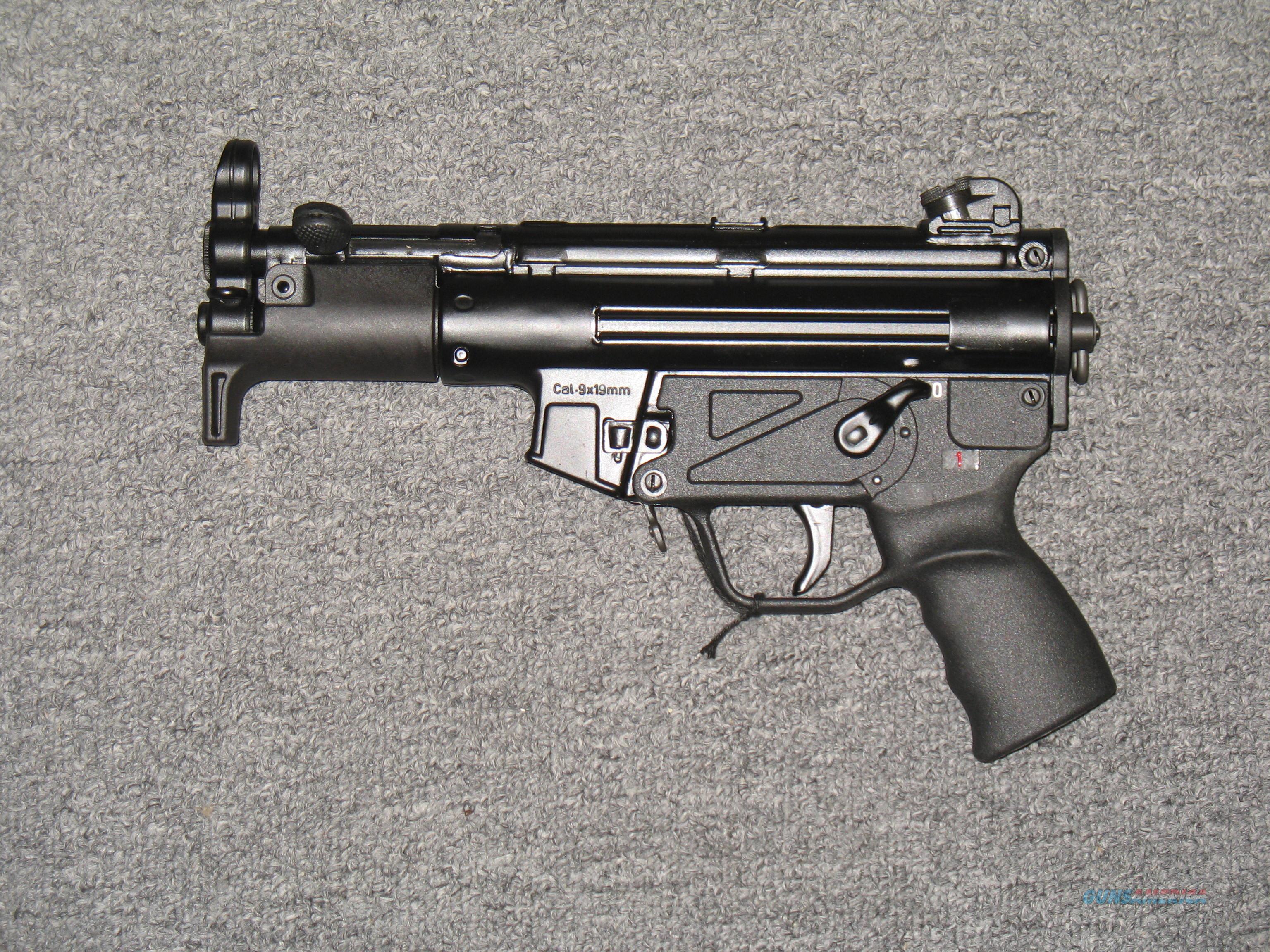 Zenith Firearms MKE Z-5K HK MP5K clone 9mm for sale