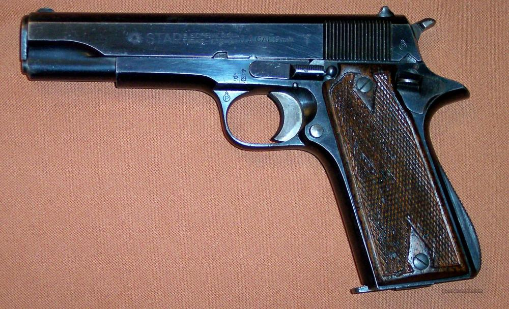 medium resolution of star model b 9mm made 1945 guns pistols star pistols