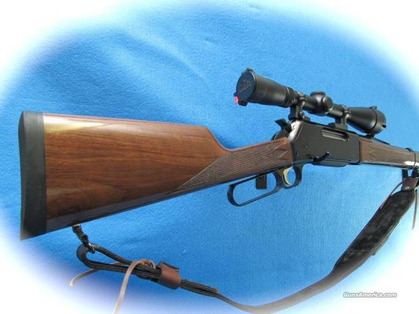 Browning BLR 270 WSM Cal Lever Action Rifle USED