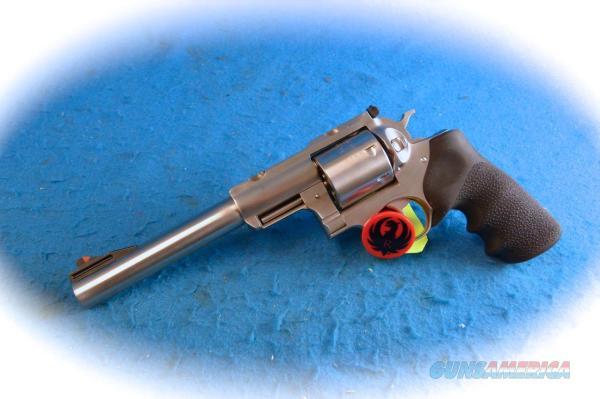 Ruger Super Redhawk .454 Casull Ss Revolver Mod