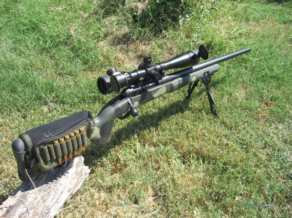 Savage 10p In Choate Tactical Stock - Year of Clean Water