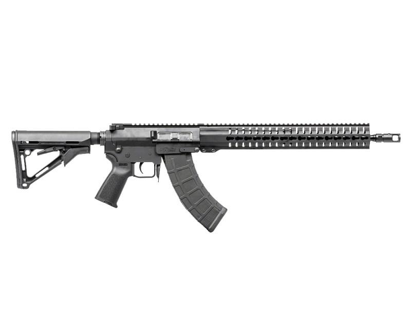 CMMG's Mutant is half AK and half AR.