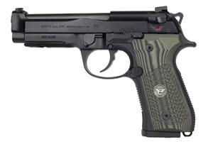 The Wilson Combat Beretta 92G Brigadier shoots as good as it looks.