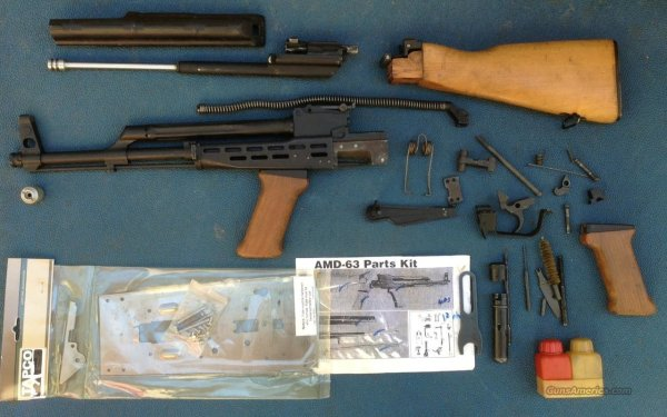 Full Auto Ak 47 Parts Kits - Year of Clean Water