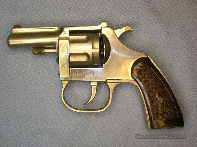 German 22LR revolver Clerke LIBERTY from 1970 for sale