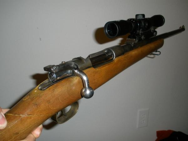 7mm Spanish Mauser Stocks - Year of Clean Water