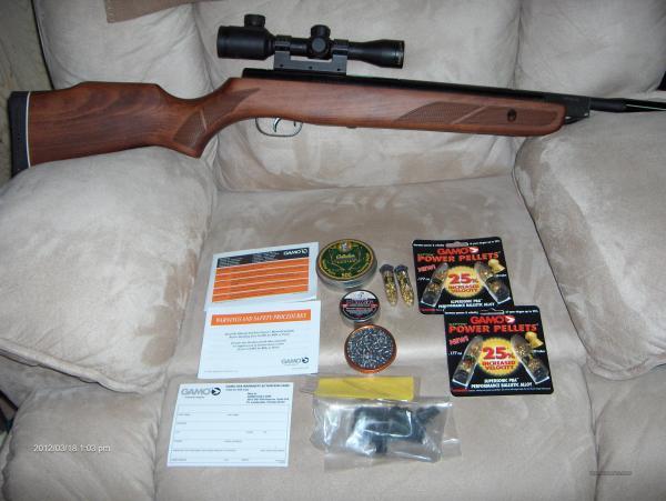 Gamo Hunter Extreme Air Rifle