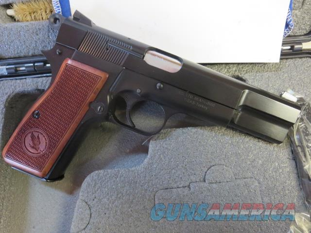 Tisas Regent BR9 9mm Black Browing Hi-Power Clo... for sale