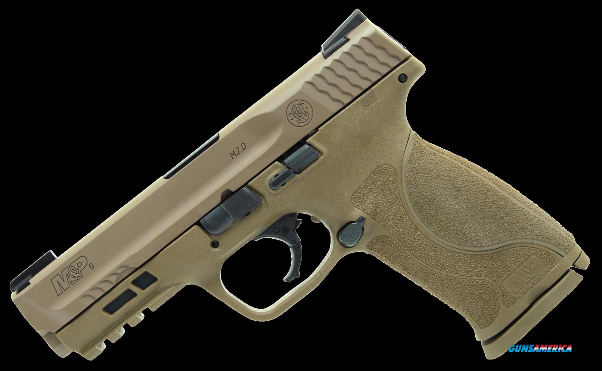 hight resolution of smith wesson 11767 m p 9 shield m2 0 for sale