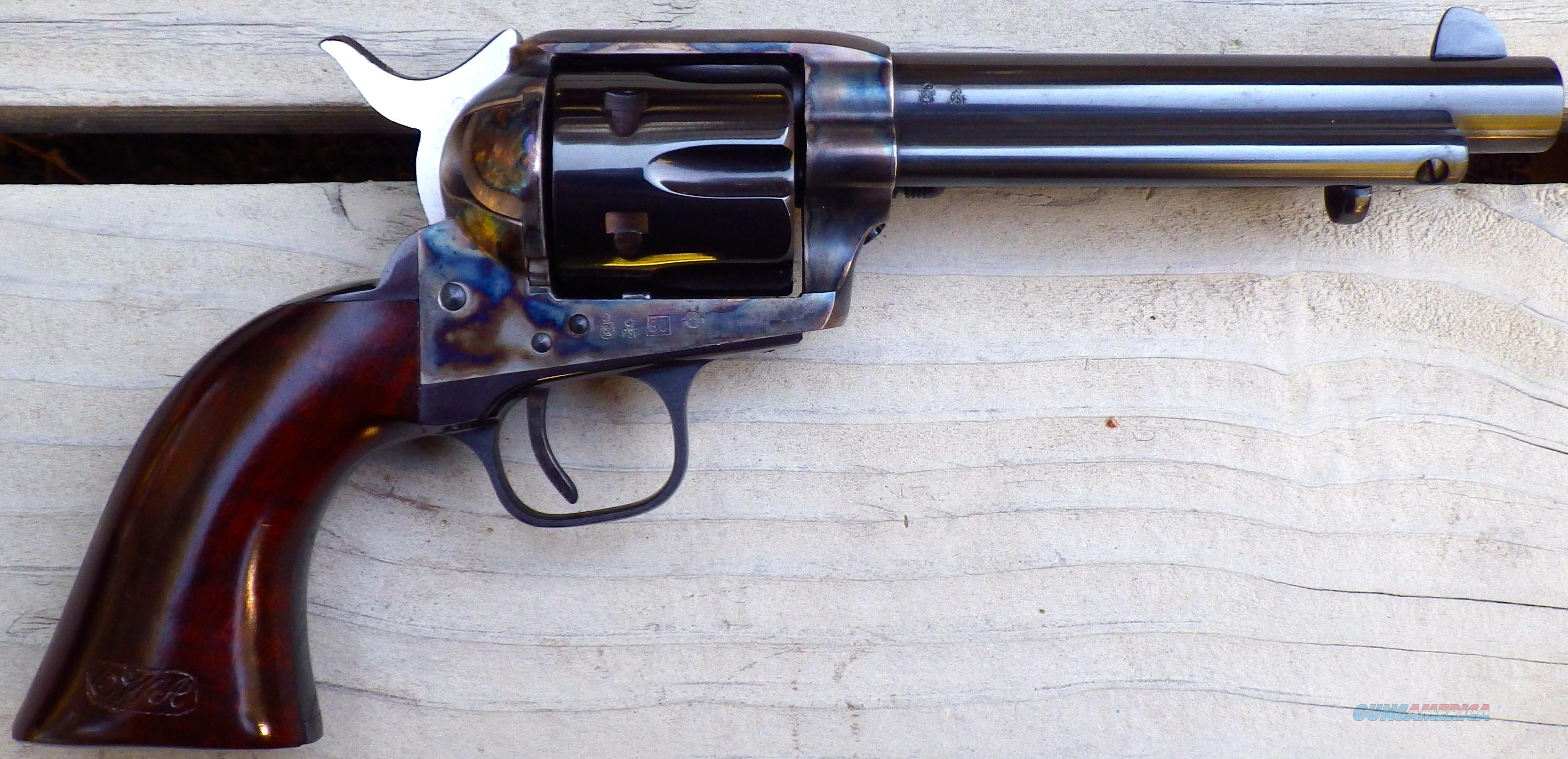 Colt Peacemaker Side View