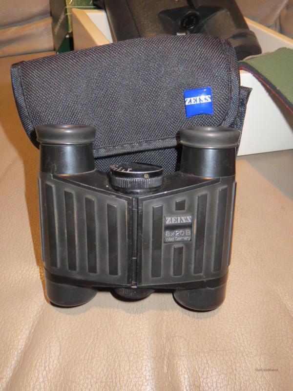 Zeiss 8x20 Classic Armored Binoculars